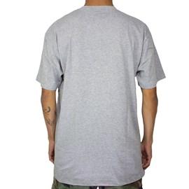 Camiseta Vans Full Patch Athletic Heather VN000QN8ATH