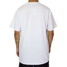 Camiseta Vans Full Patch White Black VN0A4A57YB2