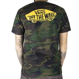 Camiseta Vans Otw Classic Camo Lemon VN0A4BT2ZIB