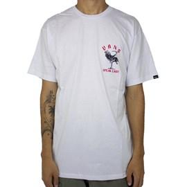 Camiseta Vans Speak Easy White VN0A54CWWHT