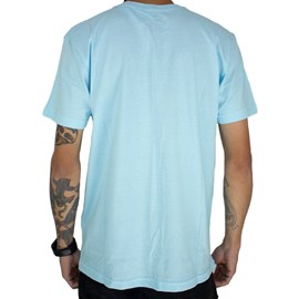 Camiseta Wagon Azul Raio Bebe
