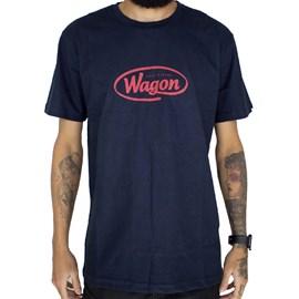 Camiseta Wagon Classic Azul Marinho