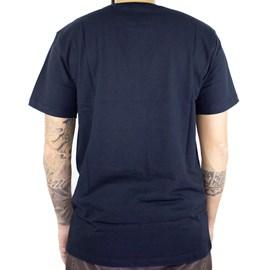 Camiseta Wagon Raio Azul Marinho
