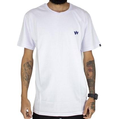 Camiseta Wagon W Branco
