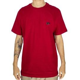 Camiseta Wagon W Vermelha