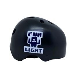 Capacete Profissional Xt Fun Light Preto