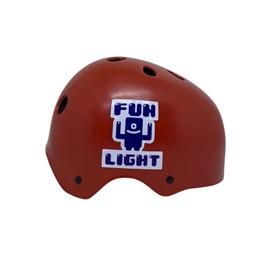 Capacete Profissional Xt Fun Light Vermelho