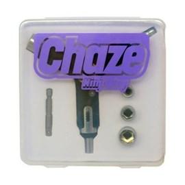 Chave Chaze Ninja Key Catraca Rosca Preta