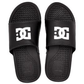 Chinelo Dc Shoes Sandals Bolsa Men La Black
