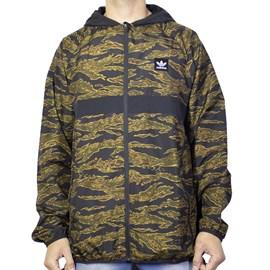 Jaqueta Adidas Corta Vento Camo Bb Pckable