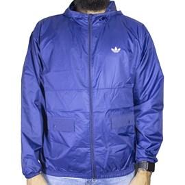 Jaqueta Adidas Lghtw Wind Breaker Azul Fm1014
