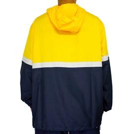Jaqueta Dc Shoes Horizontal Dagup Amarelo Azul