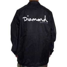 Jaqueta Diamond Og Script Black V20DIH01