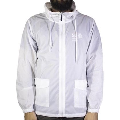 Jaqueta Element Corta Vento White 92 Branco