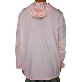 Jaqueta Element Corta Vento Zip Rosa