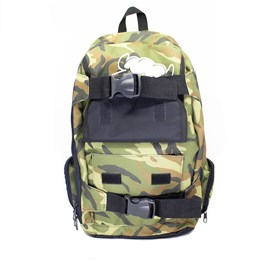 Mochila Black Sheep Face Camuflada