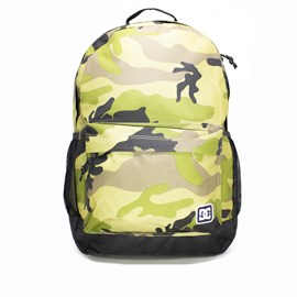 Mochila Dc Shoes Backsider Print Imp Camo