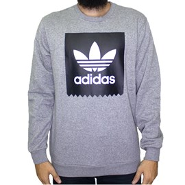 Moletom Adidas Careca Bb Crewneck