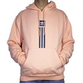 Moletom Adidas Solid Pillar Hd Rosa