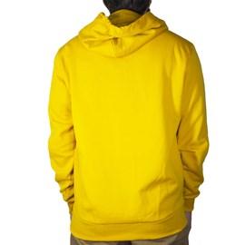 Moletom Dc Shoes Canguru Circle Back Amarelo