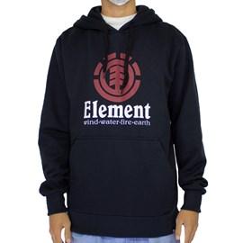Moletom Element Vertical Preto