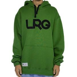 Moletom Lrg Canguru Research Green