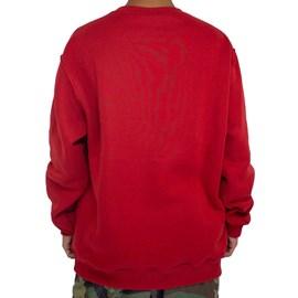 Moletom Lrg Careca Lifted Red