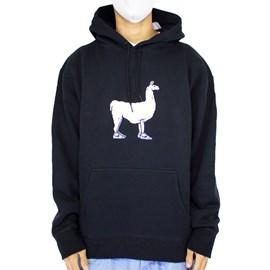 Moletom Nike Sb Llama Fleece Black