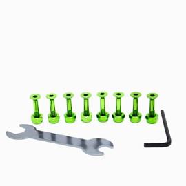 Parafuso de Base Chaze Color Verde Importado