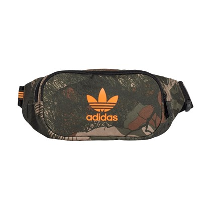 Pochete Adidas Camo Waist Bag FT9304