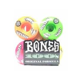 Roda Bones 100s Og Money Assorted V1 53mm
