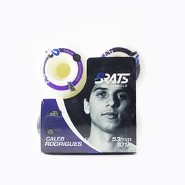 Roda Brats Importada Caleb Rodrigues 53mm 101a