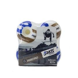 Roda Brats Importada Silas Ribeiro 53mm 99a