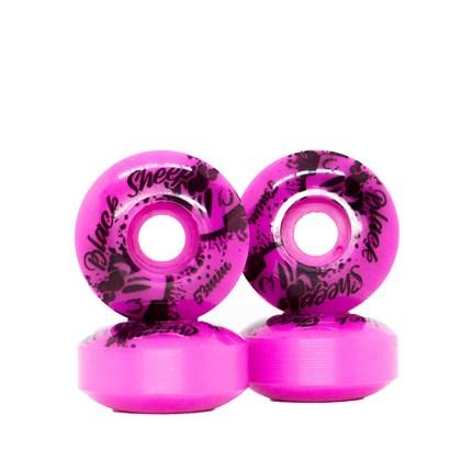 Roda Skate Black Sheep Basica Color 53mm Rosa