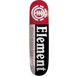 Shape Element Maple Section 8.25 Preto Vermelho