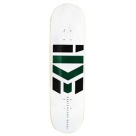 Shape Marfim Ide Skateboard logo Branco 8.0
