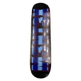 Shape Marfim Mentex Three Preto Azul 8.0