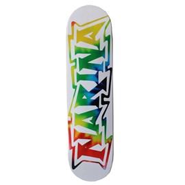 Shape Marfim Narina Skate Tie Dye 8.125