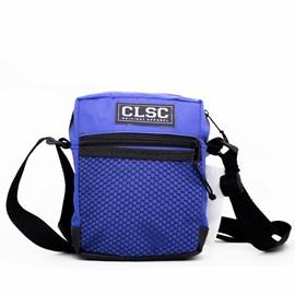 Sholder Bag Classic Colors Azul