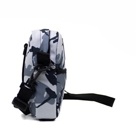 Sholder Bag Dgk Disrupt Camo Grey V21DGA01