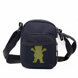 Sholder Bag Grizzly Og Bear Black V21GRA12