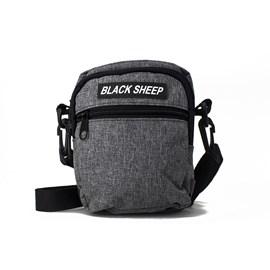 Sholderbag Black Sheep Cinza