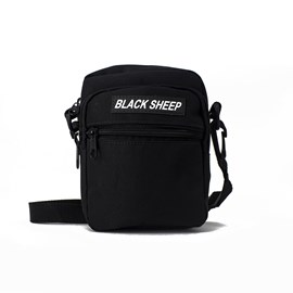 Sholderbag Black Sheep Preta