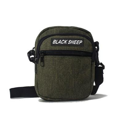 Sholderbag Black Sheep Verde Musgo