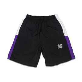 Short Prince Shock Attack Roxo