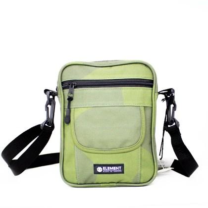 Shoulder Bag Element Road Trip Verde Militar