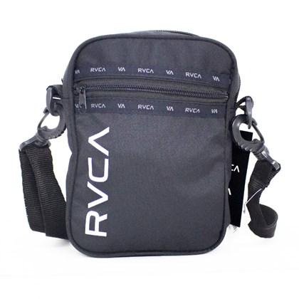 Shoulder Bag Rvca Utility Reflective Preto