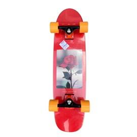 Skate Cruiser Hondar Maple The Rose Vermelho