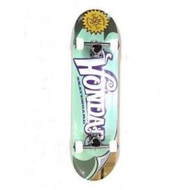 Skate Montado Hondar Iniciante Chocolate