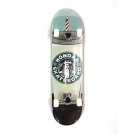 Skate Montado Hondar Iniciante Starbucks